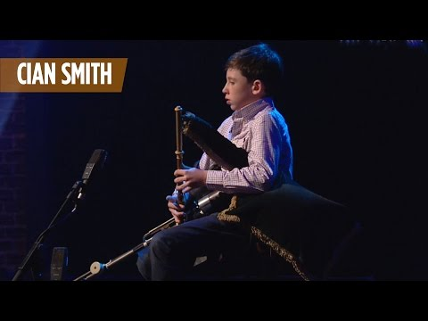 Wonder-kid 10-Year-Old Uileann Pipe Player Cian Smith | The Late Late Show