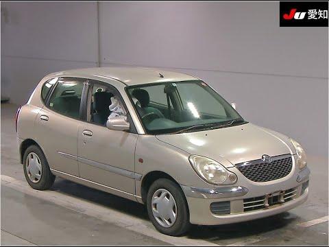 Toyota Duet M100A EJ-DE 2002 г.в. (донор 872)
