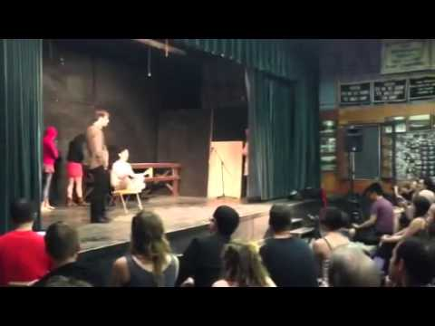 Gordon's Skit @ Swing Out New Hampshire 2013