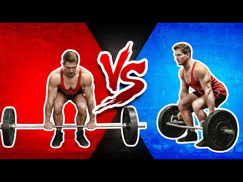 Barbell VS. Hex Bar Deadlift- Which Builds More Power & Strength? | SHOULD YOU SWITCH?