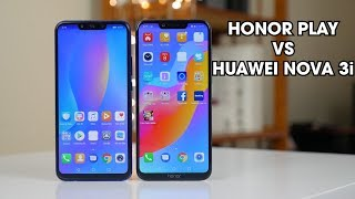 So sánh Honor Play với Huawei Nova 3i  - Nghenhinvietnam.vn