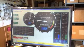 TurboJeep 427 RWHP Dyno Run   Prodigy Performance