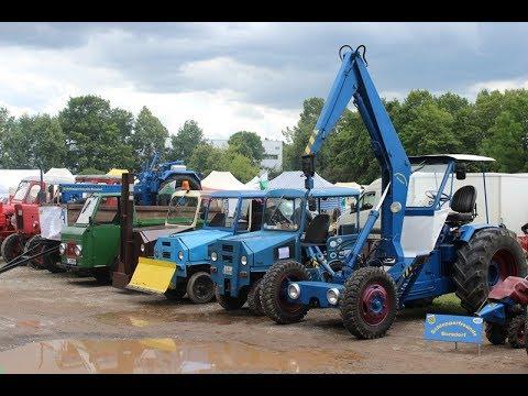 Bulldog Dampf & Diesel Agra Leipzig 2017 Teil 1