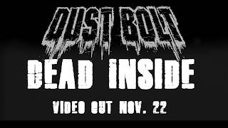 DUST BOLT - Dead Inside (Teaser #2) | Napalm Records