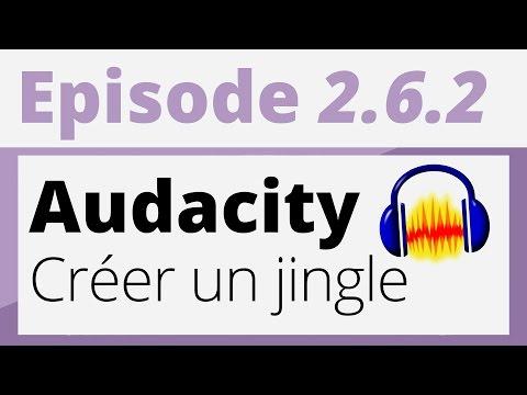 Créer sa radio - 2.6.2 - Audacity : Créer un jingle