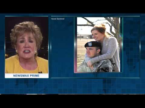 Newsmax Prime | Sen. Elizabeth Dole discusses the upcoming Hidden Heroes summit
