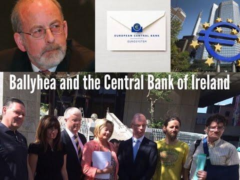 Ballyhea and The Central Bank of Ireland