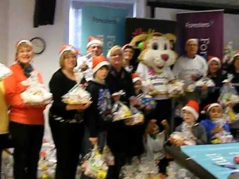 Cash For Kids Baby Wrap -  Leeds December 2012