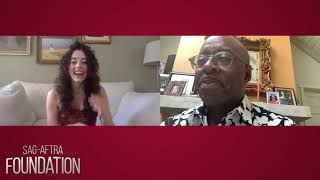 Foundation President Courtney B. Vance Interviews Viral Performer Mary Neely