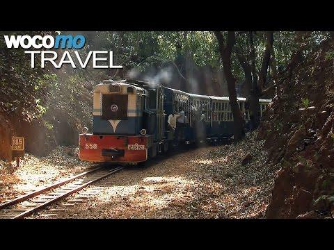 Le chemin de fer du Matheran (Documentaire en HD) | L'Inde par les petits trains – Partie III