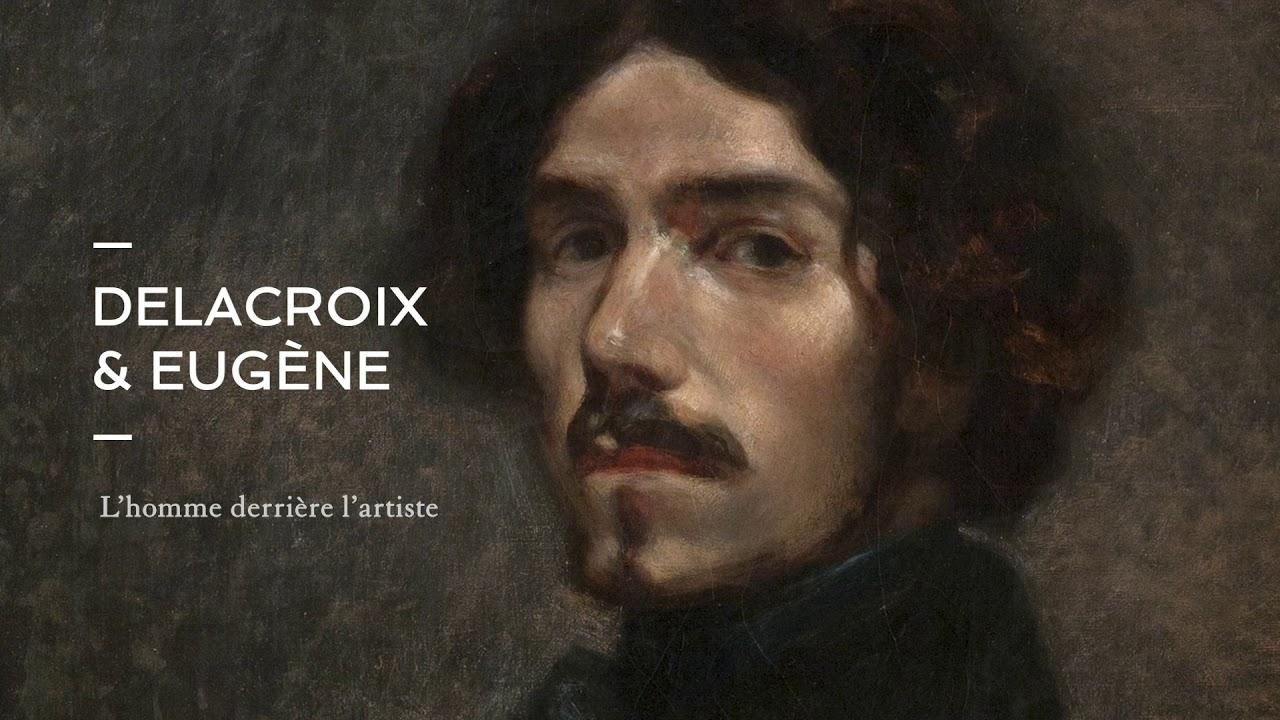 """Résultat de recherche d'images pour """"Delacroix et Eugène : l'Homme derrière l'artiste au Musée Delacroix"""""""