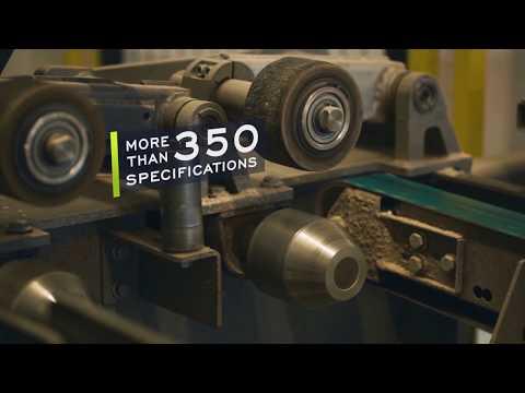 KRONUS - pallet collar manufacturing.
