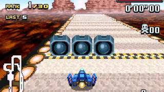 F-Zero - GP Legend - RetroGameNinja Plays: F-Zero - GP Legend (GBA) - User video
