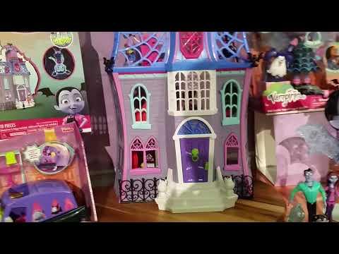 TTPM Holiday Showcase 2017: Vampirina Scare B&B from Just Play