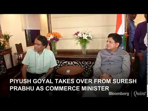 Piyush Goyal: Minister of Railways & Minister of Commerce and Industry