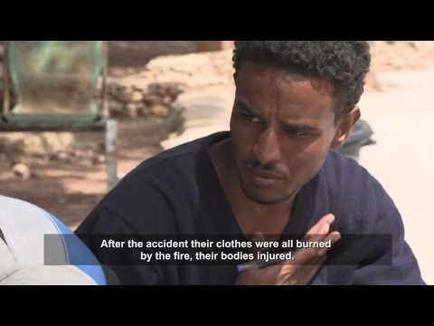 Italy: Survivors Wait in Anguish on Lampedusa