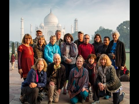 Sierra Club Trip 2017 India - Treasures, Tigers & the Taj Mahal