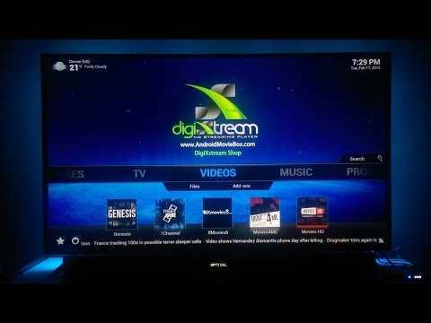 DigiXstream Android TV Box | 4K Media Streamer