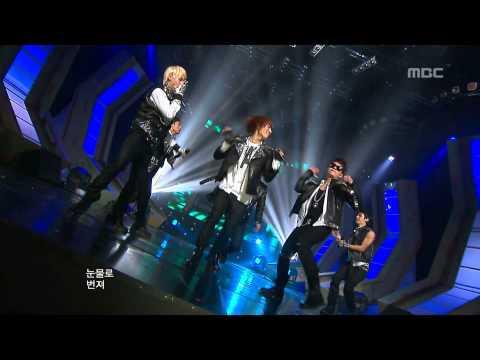 BEAST - Bad Girl, 비스트 - 배드 걸, Music Core 20091031