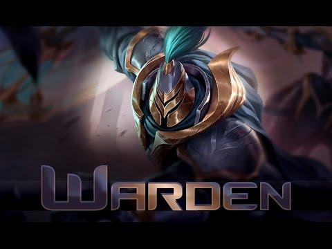 League of Legends: Warden Jax (Skin Spotlight)