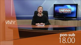 VTV Dnevnik najava 5. siječnja 2019.