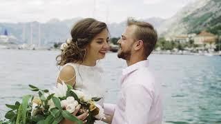 Cвадьба в Черногории / Montenegro 2017