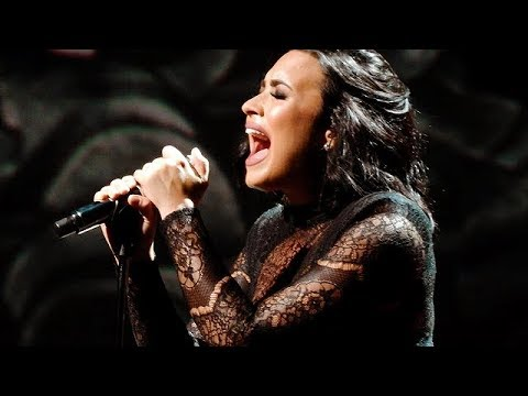 If Demi Lovato Sang 'Lionheart' In Its ORIGINAL Key!