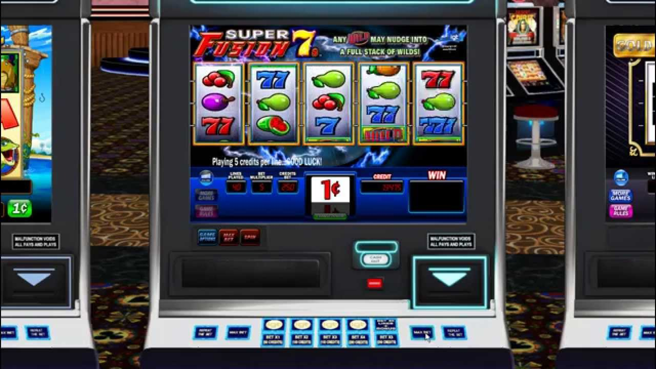 Igt slot machines free online