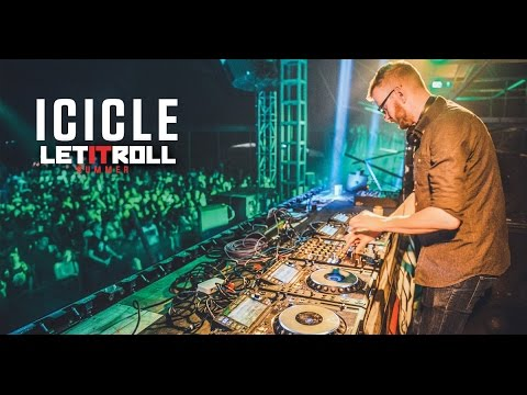 ICICLE / Madhouse stage - Let It Roll 2016