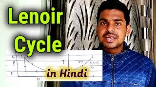 Lenoir Cycle | Lenoir Cycle in Hindi | Lenoir Cycle Efficiency Derivation | Air Standard Cycle
