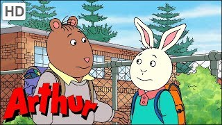 Arthur 📚 Back to School! (Part 1 of 2) 🍎