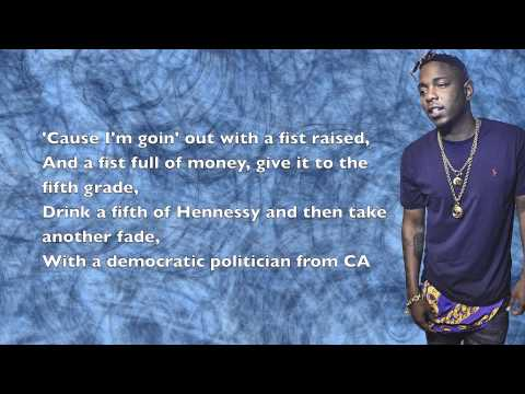 Kendrick Lamar - Look Out For Detox - Lyrics