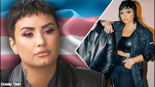 Demi Lovato Revela La Posibilidad De Ser Un Chico Trans