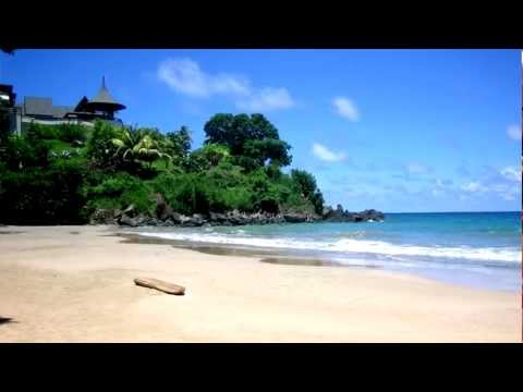 The Bacolet Beach Club in Tobago is the perfect Caribbean hideaway!