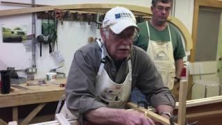 Hanging the Seats - Canoecraft Workshop Series