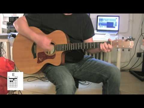 Helter Skelter - Acoustic Guitar - The Beatles