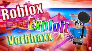 Roblox Exploit | Verbhaxx | Btools, CloneTool, HammerTool, AnchorTool & MORE+ | 7 Jan 2017