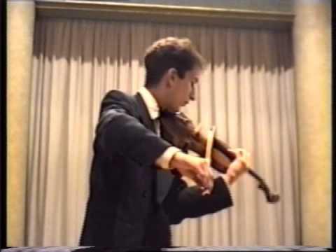 David Yonan / Johannes Brahms, Violinkonzert