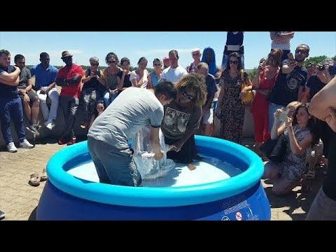 Radical Muslim Jihadist met Jesus & became changed person...Beautiful Testimony
