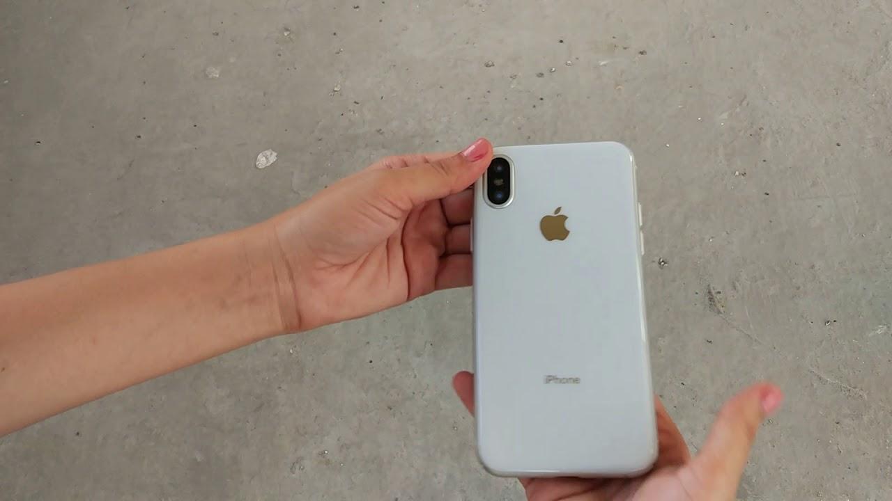 wholesale dealer c7eb6 b6c86 iPhone X Glass Finish case