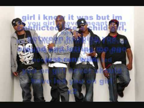 Jagged Edge - Never meant to lead you on + Lyrics on screen mp3