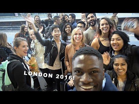 Med Students Invade London UK