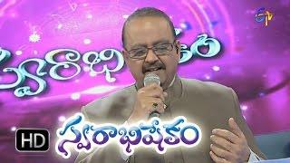 Mallelu Poose Vennela Song - SP Balasubrahmanyam Performance in ETV Swarabhishekam - 11th Oct 2015