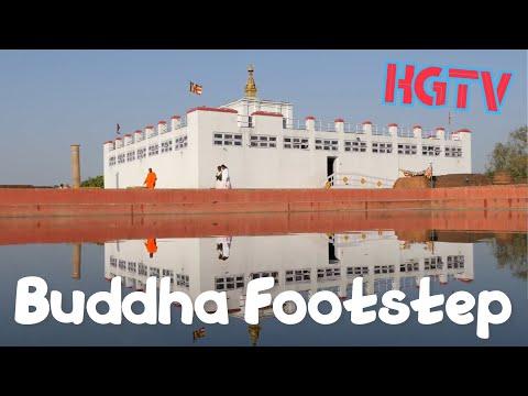 The 4 Great buddhist sites : Lumbini,Kushinagar,Sarnath,Bodhgaya