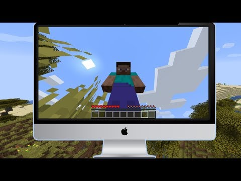 Как установить Minecraft на Imac, Macbook, Ios, бесплатно