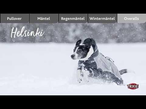 TRIXIE Hundemode - funktionell und hilfreich!