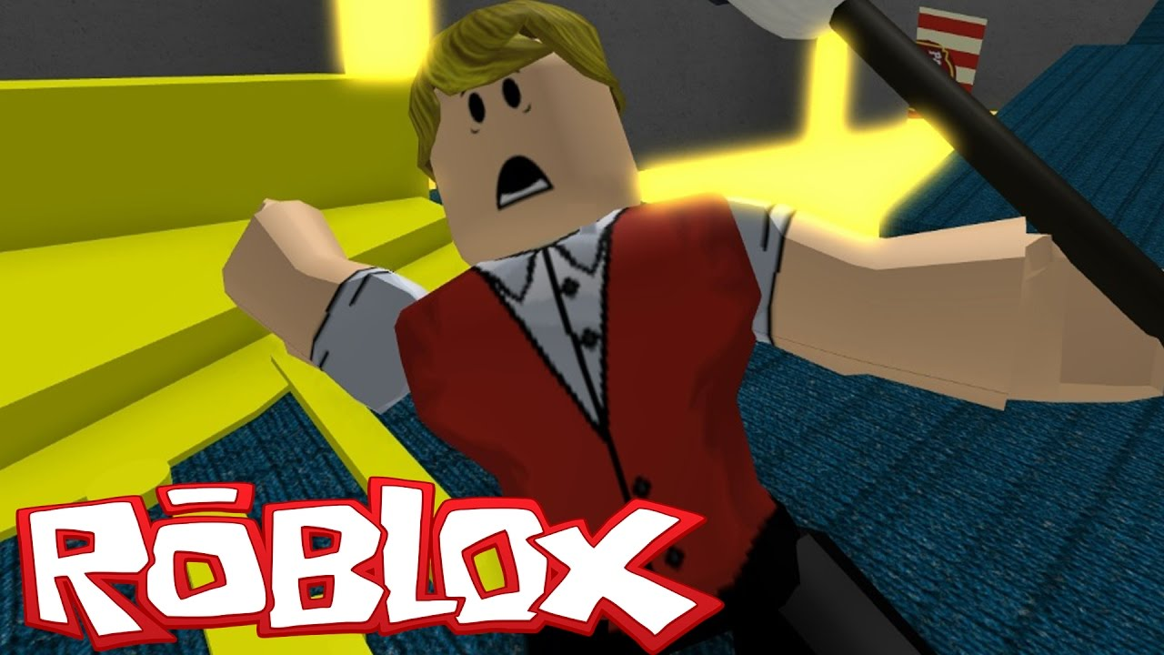 Roblox Escaping The Movie Theater - escape the movie theater roblox