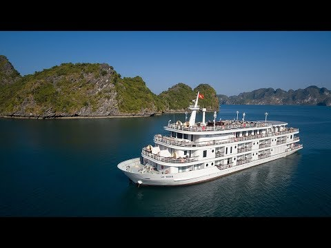 Halong Bay--The Most Beautiful Place on Earth