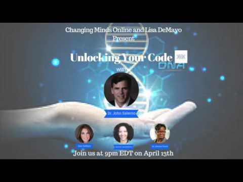 Unlocking Your Code - Dr. John Salerno