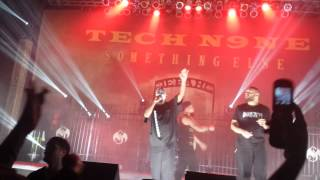 Tech N9ne (Ft. Mayday) - Fragile